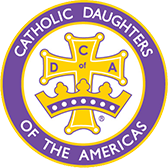 Catholic Daughters of Americas Logo